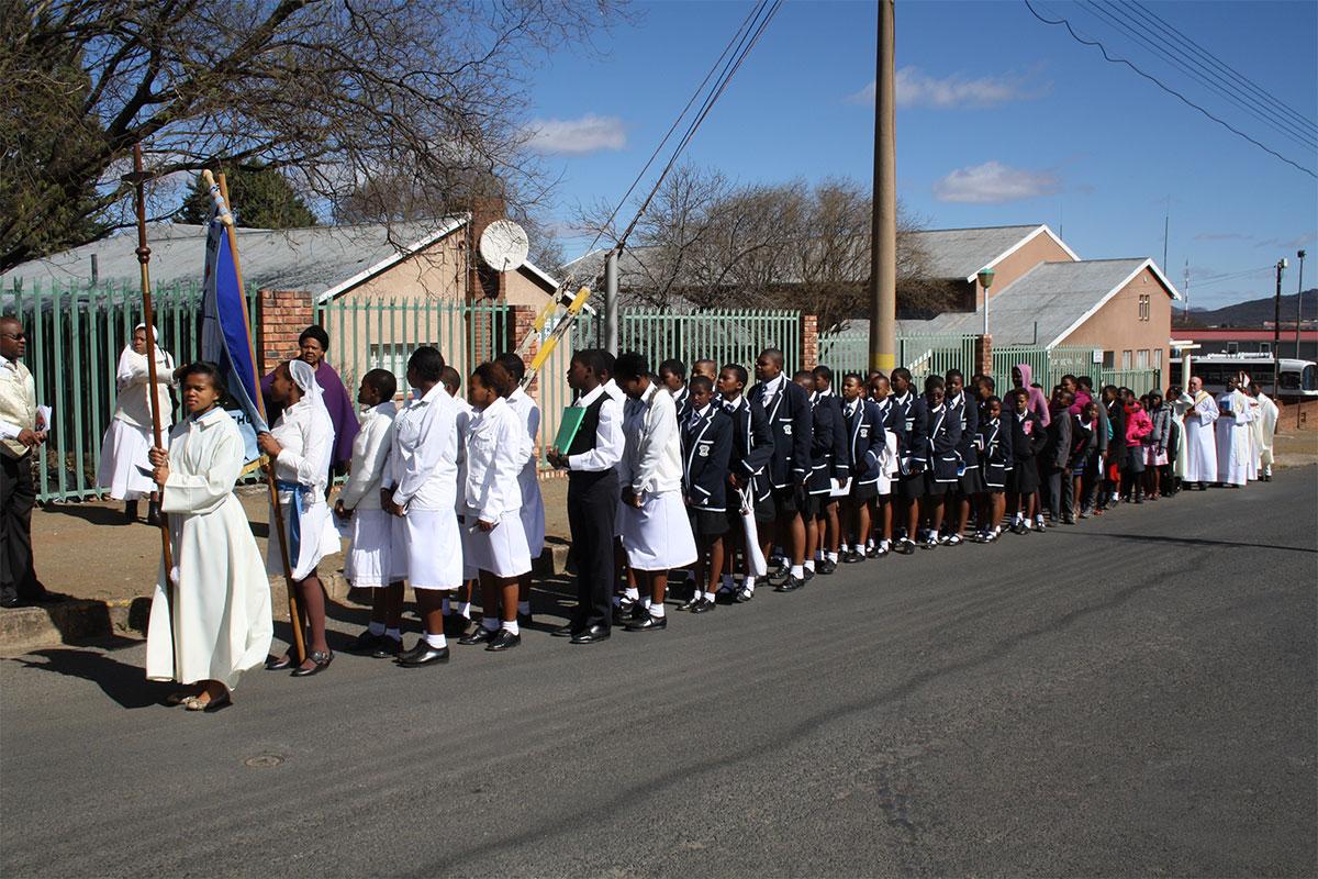 Holy Family Parish-IDUTYWA with Philani Catholic Development